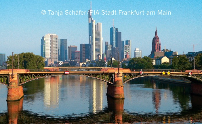 Dr. Thomas Schäfer: Financial centre Frankfurt – Centre of the Ger­man financial sector is worldwide present