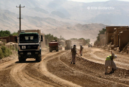 Dr. Norbert Kloppenburg: Reconstruction in Afghanistan – a major financing project