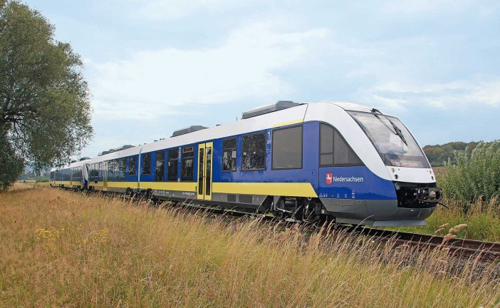 ALSTOM Transport Deutschland GmbH: Innovations for the rail