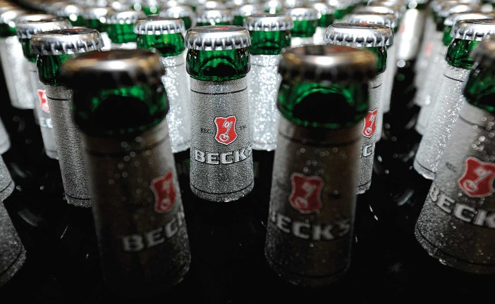 Anheuser-Busch InBev Deutschland GmbH & Co KG: Bringing beer to the world – Beck's Pils – Fresh. Pure. Authentic.