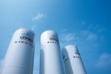 "CARBO Kohlensäurewerke GmbH & Co. KG: Ideas ""with fizz"" – CARBO develops a wide variety of applications with carbonation"