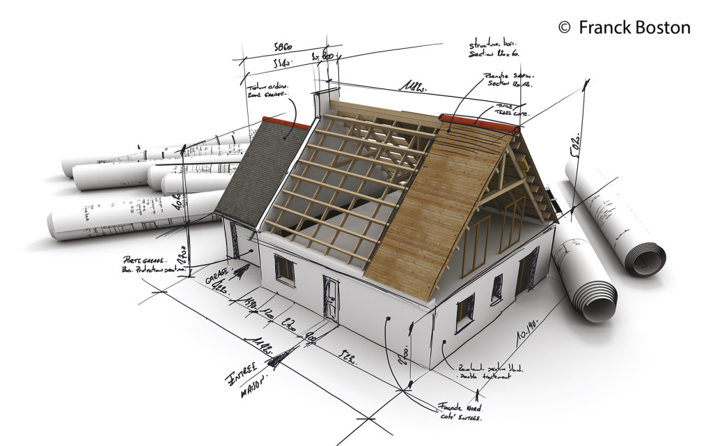 Energy efficiency begins in  the early property planning.