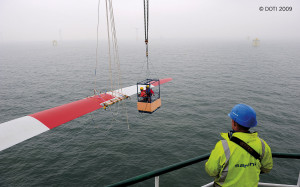 German offshore wind energy demonstrates the efficiency  of Germany's energy sector when it comes to renewables.