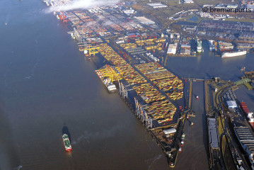 Holger Banik: bremenports is looking ahead: More containers and a new offshore terminal