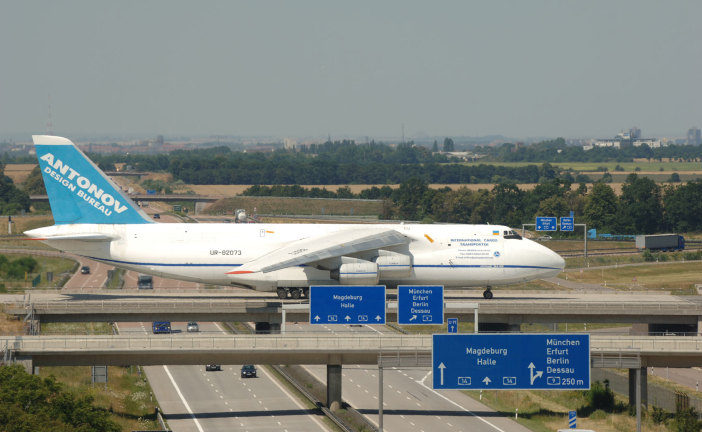 Markus Kopp: Leipzig/Halle Airport – The air node in the centre of Europe