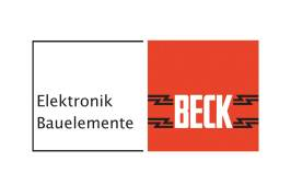 BECK GmbH & Co. Elektronik Bauelemente KG: Join the electronic family