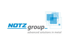 NOTZ group: Know-how in stainless steel and NF-Metals