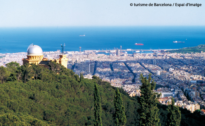 Pere Duran i Vall-llossera: Barcelona, capital of the Mediterranean favoured by visitors of the whole world