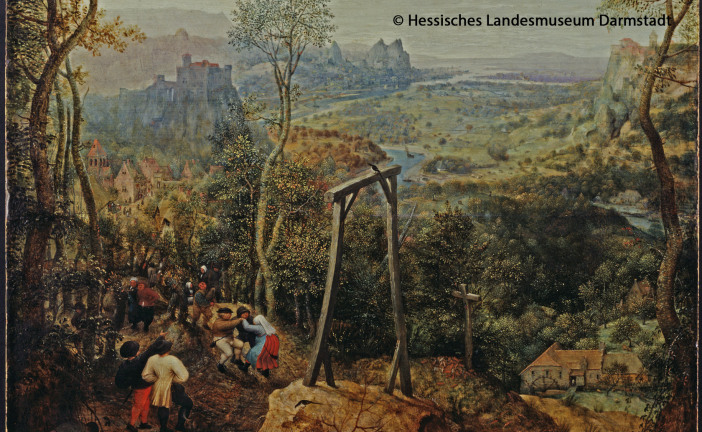 Dr. Klaus-Dieter Pohl: Tour of the Hessian state museum