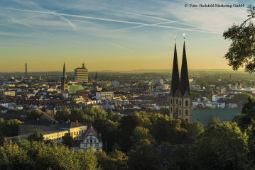 Pit Clausen: Right at the Top of NRW – Bielefeld Celebrates 800 Years