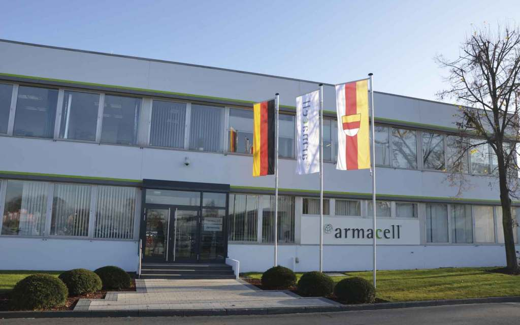 The europaen headquarters of Armacell in Muenster
