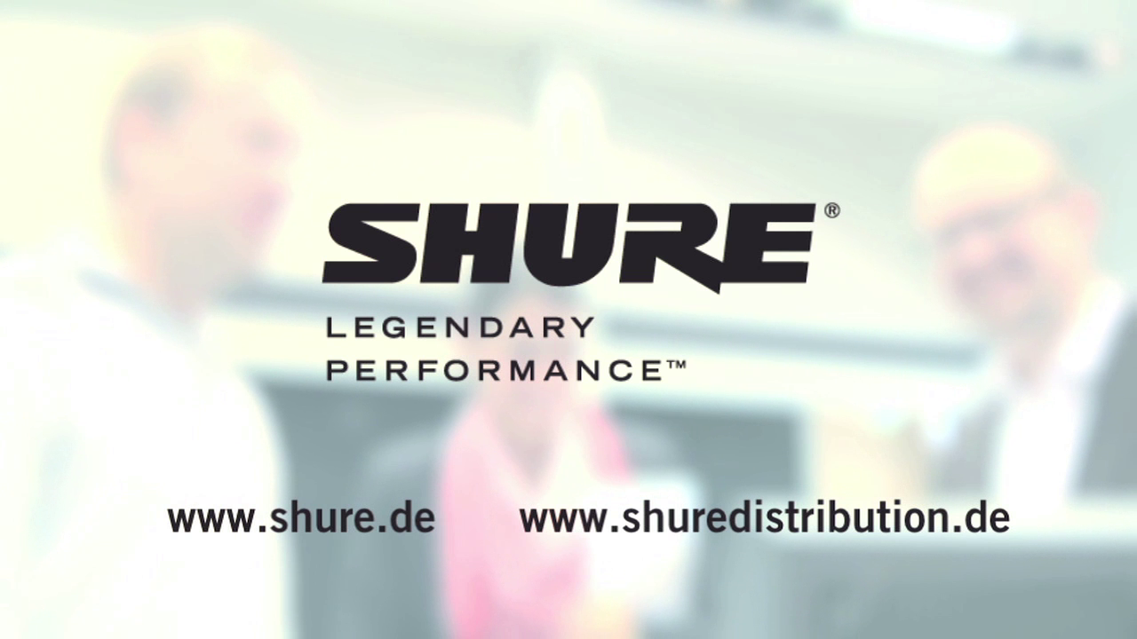 Image-Clip: Shure Distribution GmbH