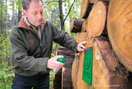 Alexander Zeihe: Sustainable forestry in Germany as an example for the rest of the world: Forests as an economic factor, climate protector and recreational areas
