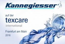 Kannegiesser at the Texcare 2016