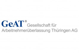 GeAT AG – Innovative personnel service  from Thuringia for Thuringia and beyond