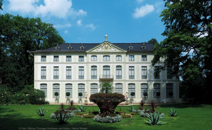 Prof. Dr. Helmut-Eberhard Paulus: Preserving and conveying a cultural heritage –  the Thuringia Castle and Garden Foundation