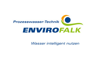 EnviroFALK GmbH Prozesswasser-Technik: With us water becomes a factor of pure quality