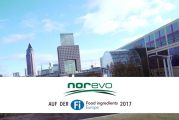 NOREVO auf der Food Ingredients Europe 2017