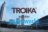 Troika Germany auf der Paperworld 2018