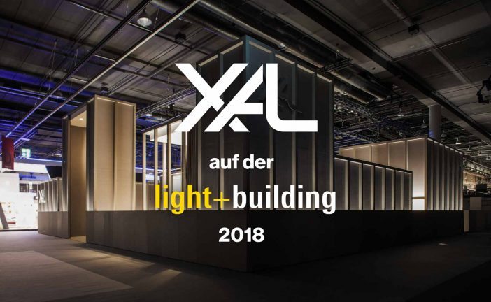 XAL auf der Light+Building 2018