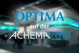 OPTIMA Pharma at the Achema 2018