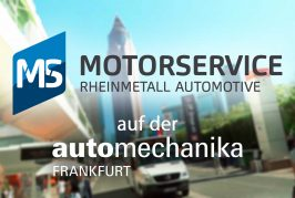 MS Motorservice International GmbH auf der Automechanika 2018