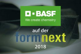 BASF 3D Printing Solutions at FormNext 2018