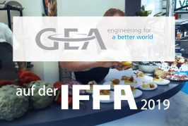 GEA at the IFFA 2019