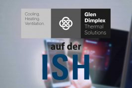 Glen Dimplex Thermal Solutions auf der ISH 2019