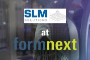 SLM Solutions at Formnext 2019